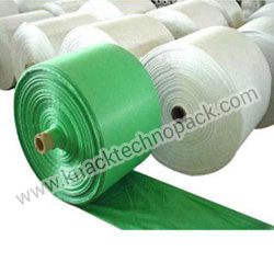 HDPE/PP Color Woven Fabrics